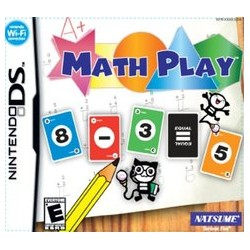 Math Play (Nintendo DS, Natsume 2007)