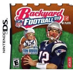 Backyard Football '09 (Nintendo DS, 2008)