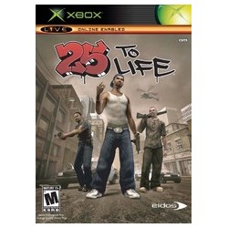 25 to Life (Microsoft Xbox, 2006)