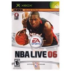 NBA Live 06 (Xbox, 2005)