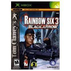 Tom Clancy's Rainbow Six 3 Black Arrow (Xbox, 2003)