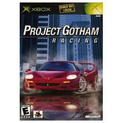 Project Gotham Racing (Xbox, 2003)