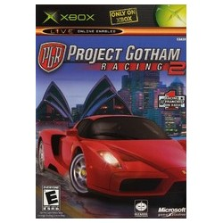 Project Gotham Racing 2 (Microsoft Xbox, 2003)