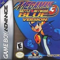 Mega Man Battle Network 3: Blue Version (Nintendo Game Boy Advance, 2003)