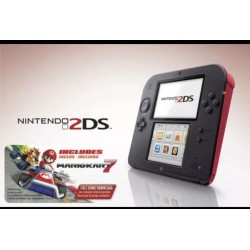 Nintendo 2DS Console - With Mario Kart 7