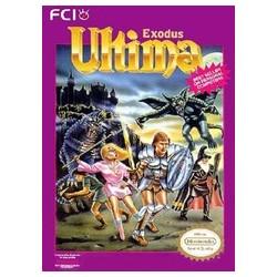 Ultima: Exodus NIntendo (NES, 1989)