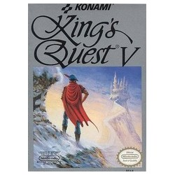 King's Quest V (NES, 1992)