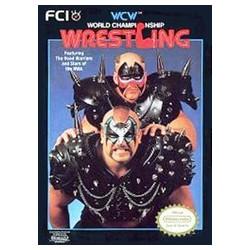 WCW Wrestling (Nintendo NES, 1990)