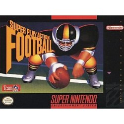 Super Play Action Football (Super Nintendo, 1992)