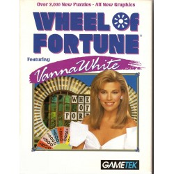 Wheel of Fortune Featuring Vanna White (Nintendo NES, 1992)