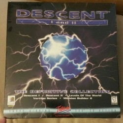 Descent 1 & 2: The Definitive Collection (PC, 1997)