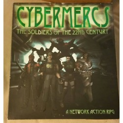 Cybermercs: The Soldiers of the 22nd Century (PC, 1998)