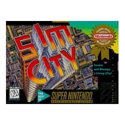 SimCity (Super NES, 1991)