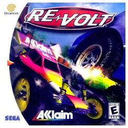 Re-Volt (Sega Dreamcast, 1999)