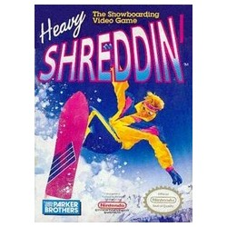 Heavy Shreddin' (Nintendo NES 1990)