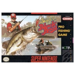Super Black Bass (Super NES, 1993)