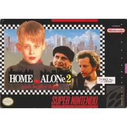Home Alone 2: Lost in New York (Nintendo SNES, 1992)