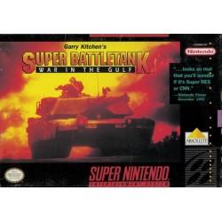 Super Battletank: War in the Gulf (Super NES, 1992)