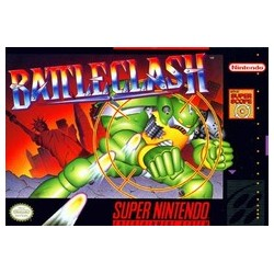 Battle Clash (Super Nintendo SNES, 1992)