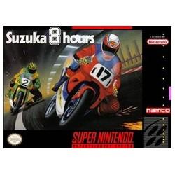 Suzuka 8 Hours (Nintendo SNES, 1993)