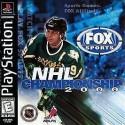 Fox Sports NHL Championship 2000 (Sony PlayStation 1 PS1, 1999)