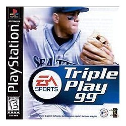 Triple Play 99 (PlayStation, 1998)
