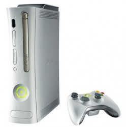 Microsoft Xbox 360 Pro 20 GB Matte White Console (NTSC)