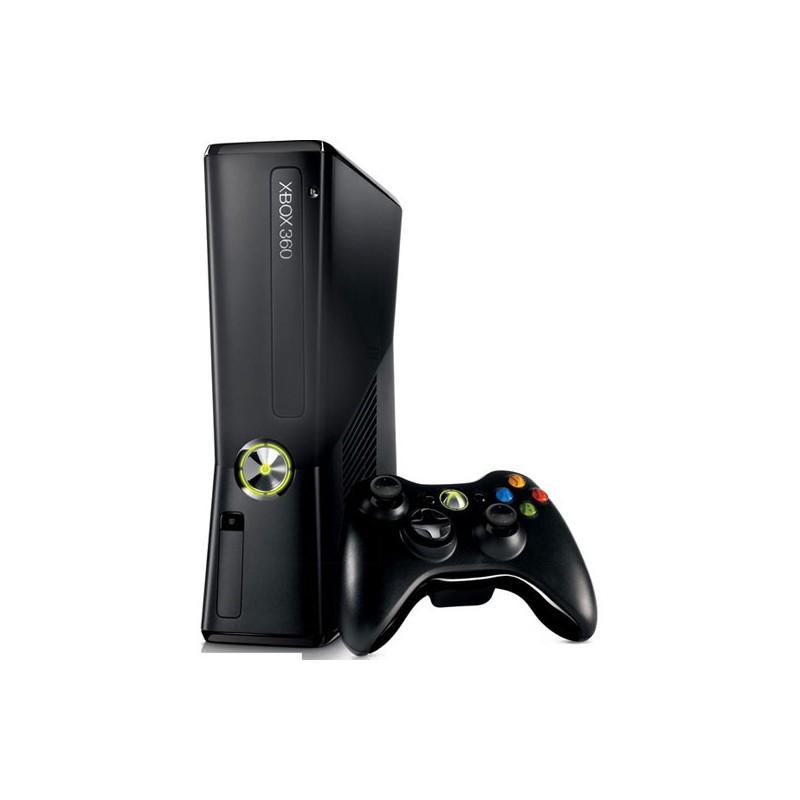 Xbox 360 Slim Microsoft Xbox ...