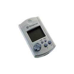 OFFICIAL SEGA DREAMCAST VMU