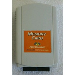 3rd party Dreamcast memory card