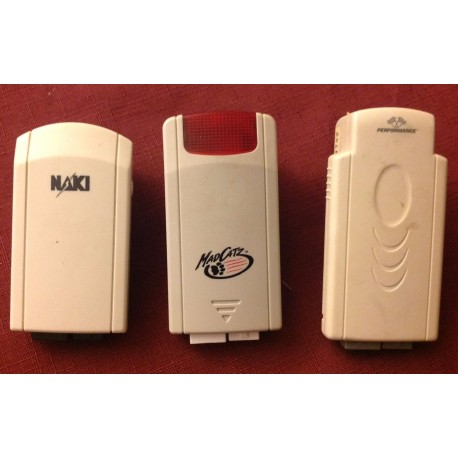 3rd party Dreamcast JUMP/RUMBLE PACK