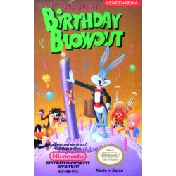 The Bugs Bunny Birthday Blowout (Nes, 1990)