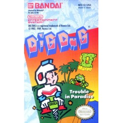 Dig Dug II: Trouble in Paradise (NES, 1989)