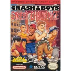 Crash 'N' the Boys: Street Challenge (NES, 1992)
