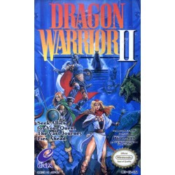 Dragon Warrior II (NES, 1990)