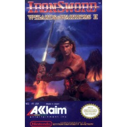 IronSword: Wizards & Warriors II (NES, 1989)