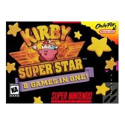 Kirby Super Star (Super Nintendo, 1996)