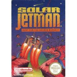 Solar Jetman (Nintendo NES, 1990)