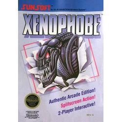 Xenophobe (Nintendo NES, 1988)