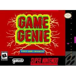 SNES Game Genie
