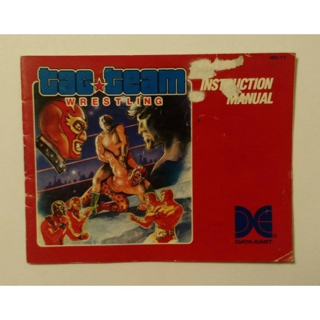Tag Team Wrestling (NES, 1986)
