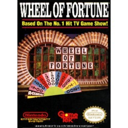 Wheel of Fortune (Nintendo NES, 1987)