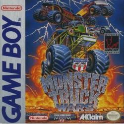 Monster Truck Wars (Nintendo Game Boy, 1990)