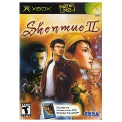 Shenmue II (Microsoft Xbox, 2002)