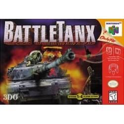 BattleTanx (Nintendo 64, 1998)