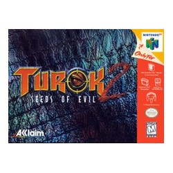 Turok 2: Seeds of Evil (Nintendo 64, 1998)