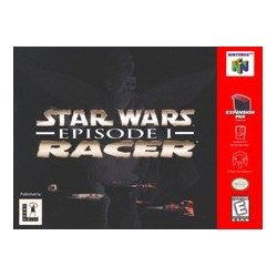Star Wars: Episode I: Racer (Nintendo 64, 1999)