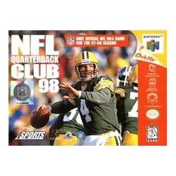 NFL Quarterback Club 98 (Nintendo 64, 1997)