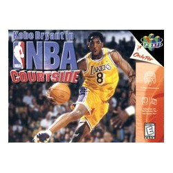 Kobe Bryant in NBA Courtside (Nintendo 64, 1998)