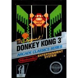 Donkey Kong 3 (Nintendo, 1986)